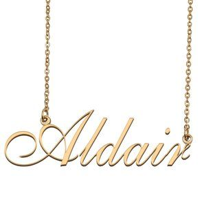 Custom Personalized Aldair Name Necklace